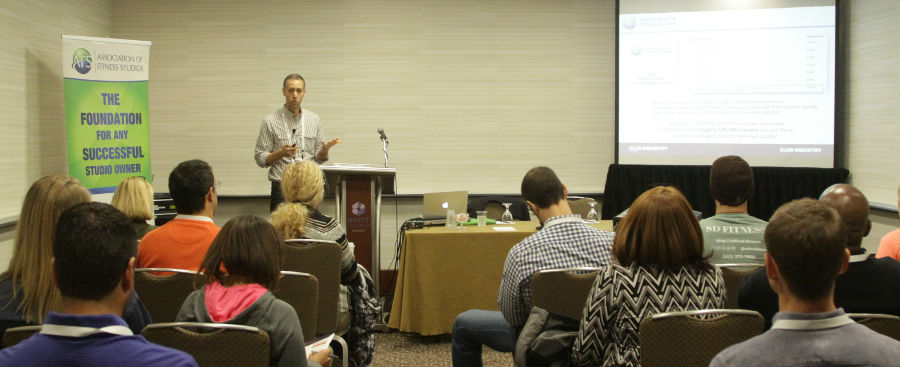 AFS Recap from Club Industry and NSCA PT Conference