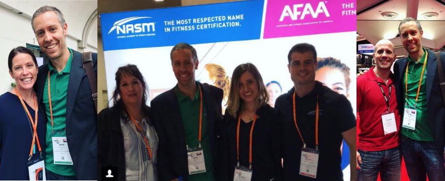 AFS Reports from IHRSA 2018