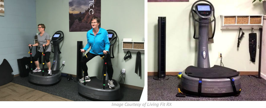 LivingFit Rx Has Exceptional Retention Rate Thanks to Power Plate