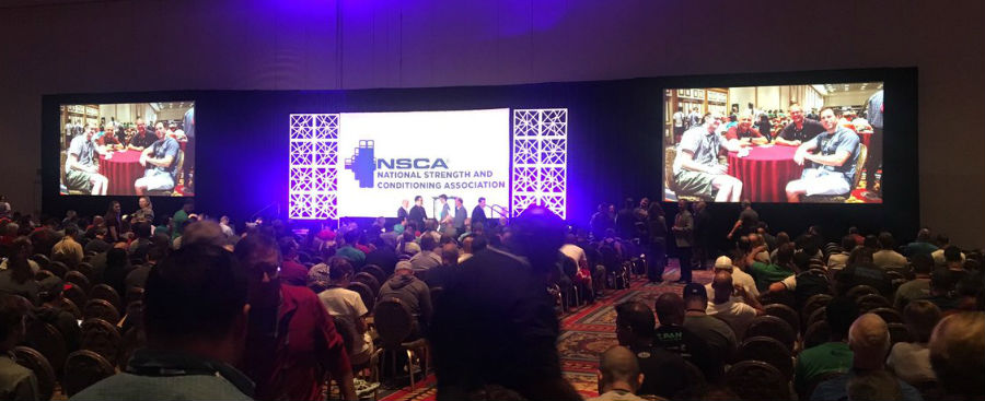 The 2017 NSCA National Event in Las Vegas is How It's Done