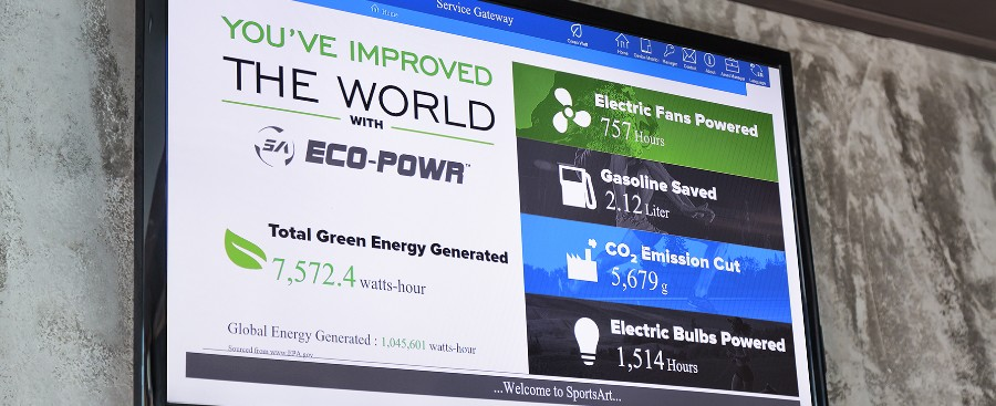 ECO-POWR™ and SA WELL™ Offer New Ways to Engage