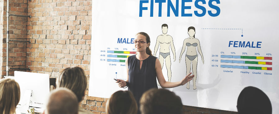 How to Become a Presenter at Fitness Industry Events
