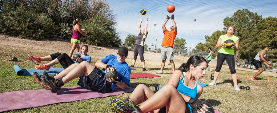 7 Great Fitness Event Ideas for Summer