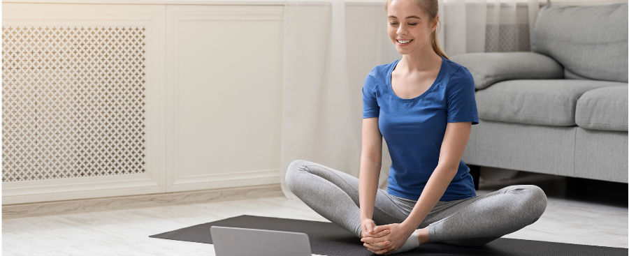 Virtual Fitness Classes: Safety Tips for Home Workouts