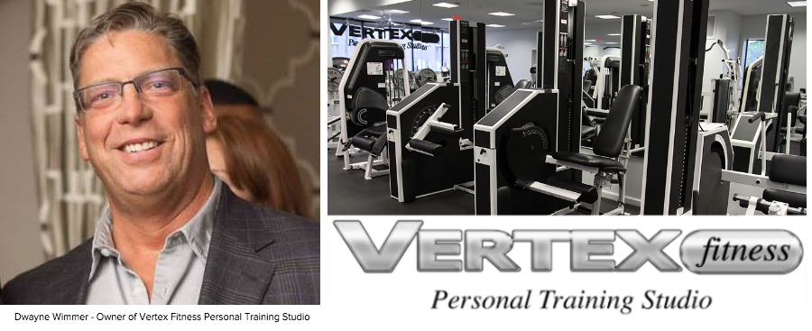 STUDIO SPOTLIGHT- Vertex Fitness