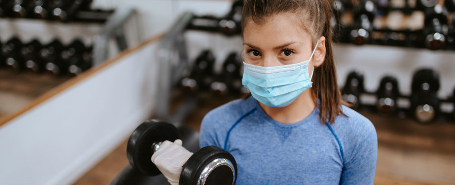 How to Get Your Fitness Facility to Become Touch-Free